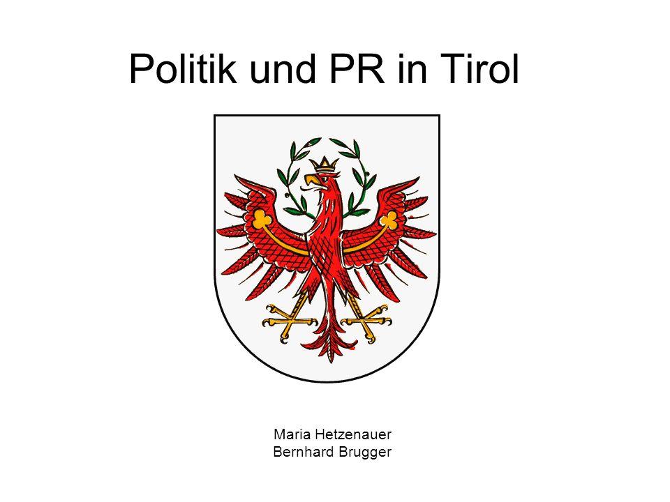 Maria Hetzenauer Bernhard Brugger