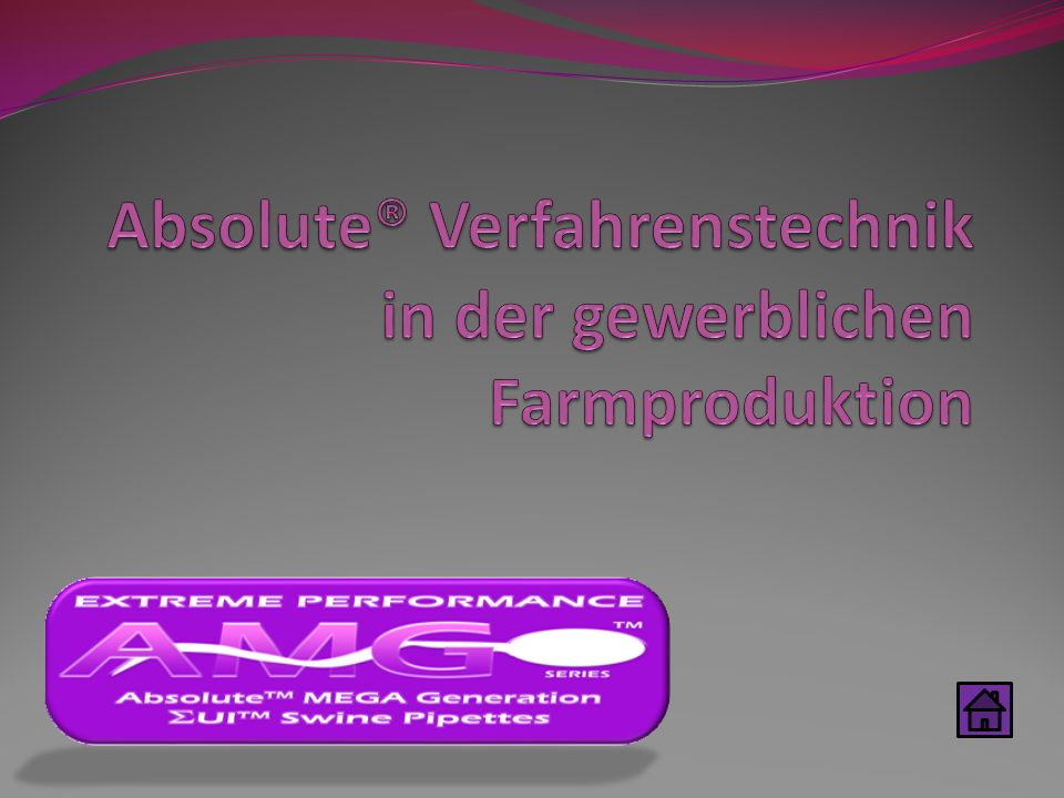 Absolute® Verfahrenstechnik in der gewerblichen Farmproduktion