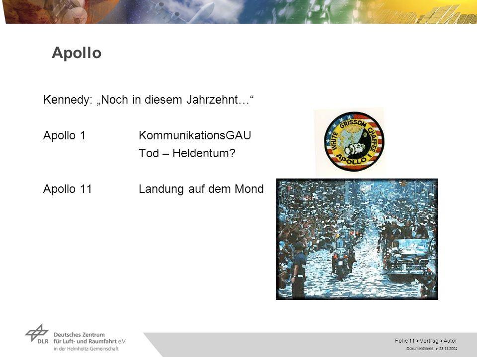 """Apollo Kennedy: """"Noch in diesem Jahrzehnt… Apollo 1 KommunikationsGAU"""