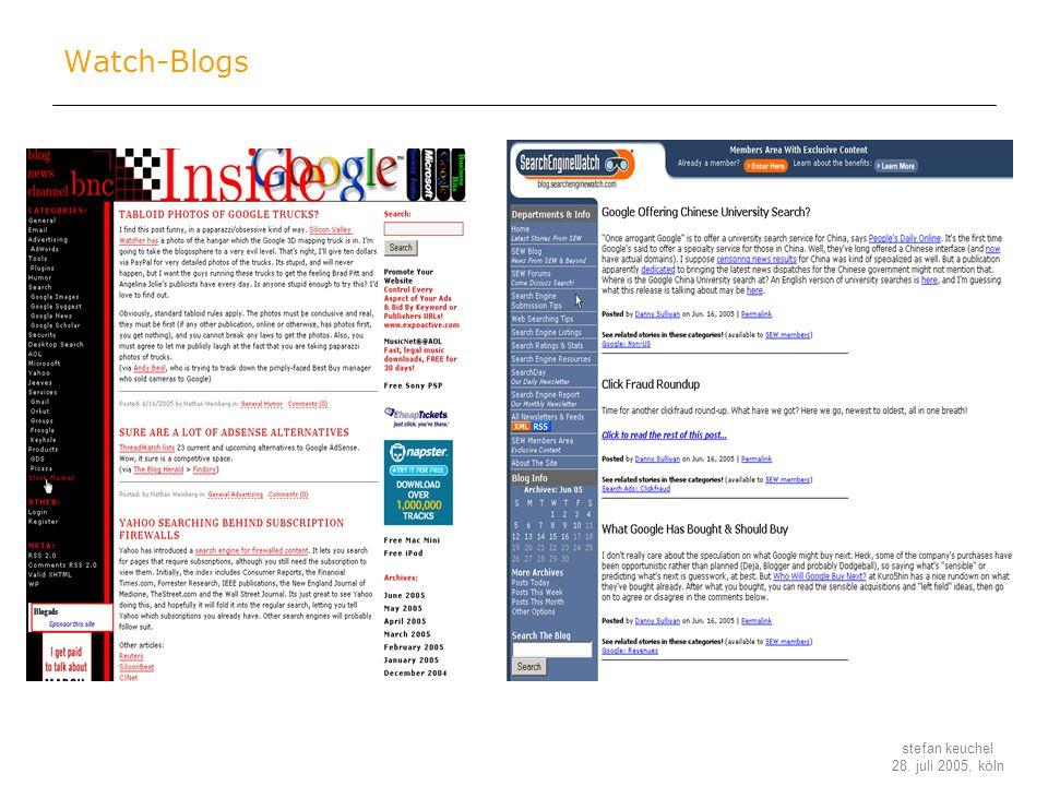 Watch-Blogs