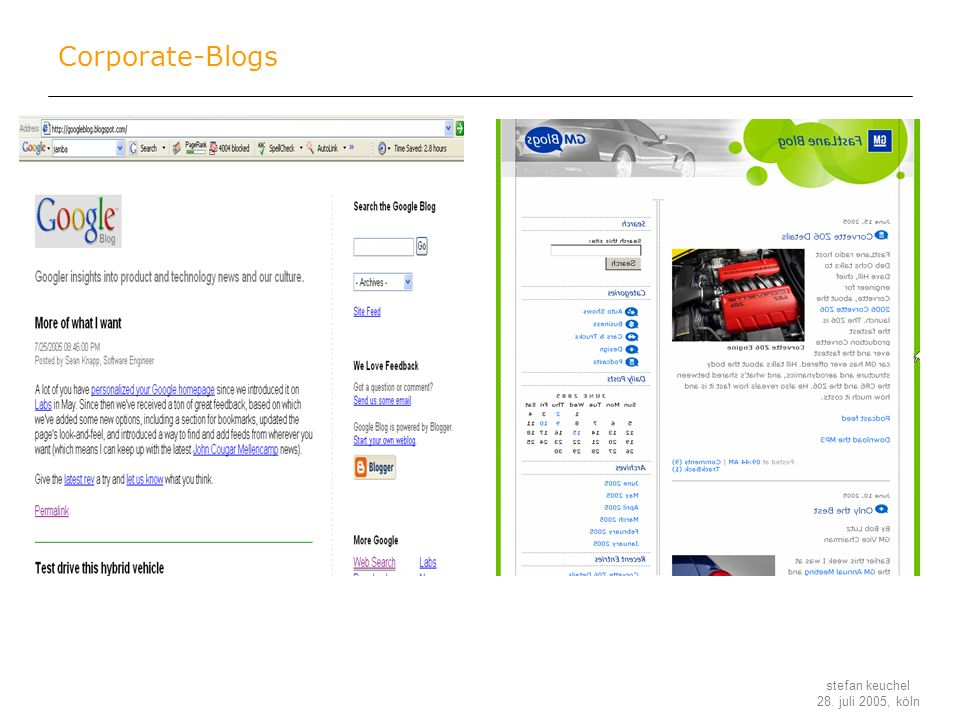 Corporate-Blogs