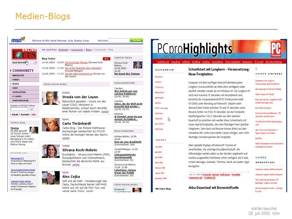 Medien-Blogs