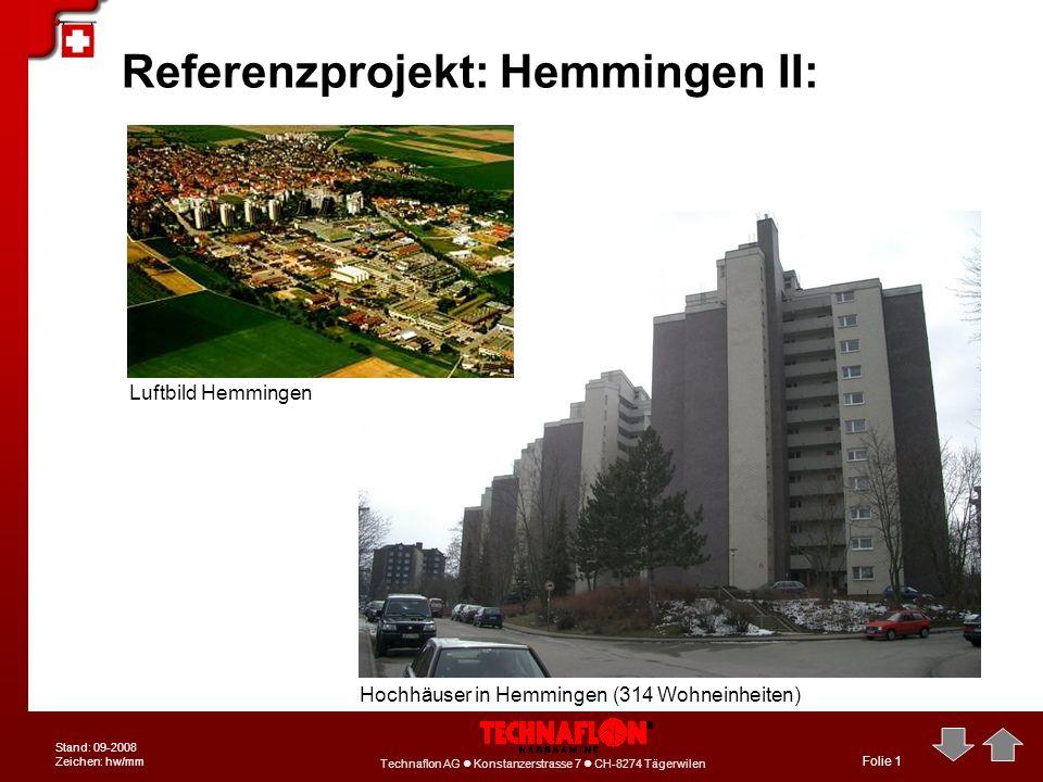 Referenzprojekt: Hemmingen II: