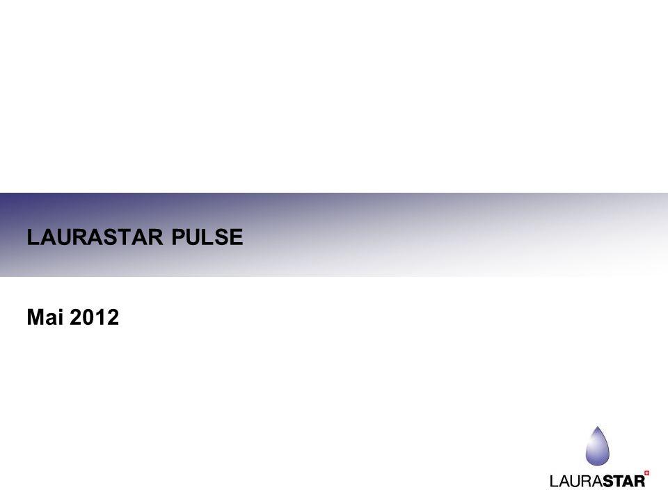 LAURASTAR PULSE Mai 2012 »