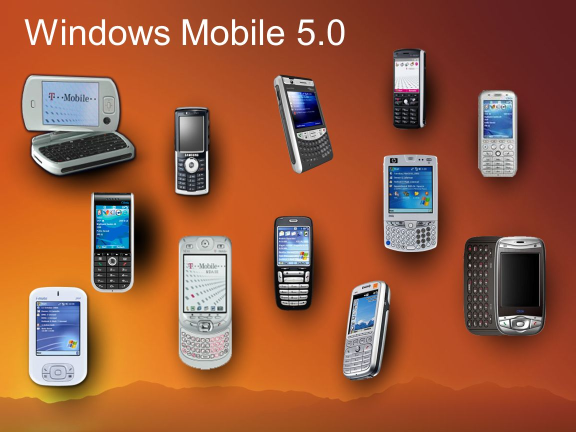 Windows Mobile 5.0
