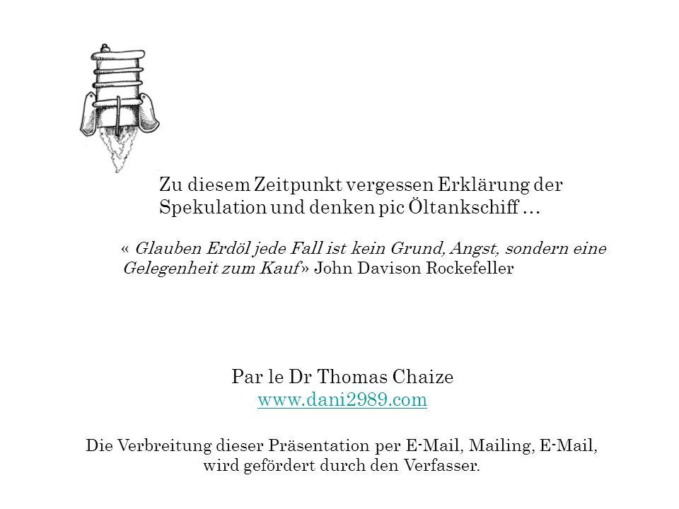Par le Dr Thomas Chaize www.dani2989.com