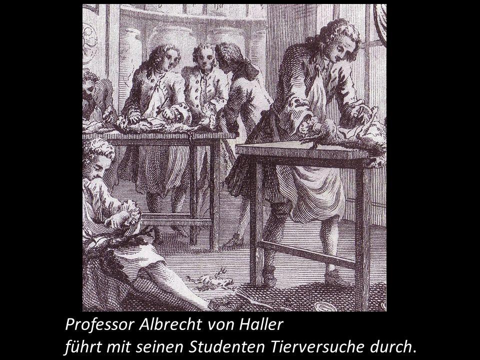 Die damalige Universität war eine Lehr- und keine Forschungsanstalt und so wurde Hallers Ansatz der empirischen Forschung nicht überall gutgeheissen. Das gleichberechtigte Nebeneinander von Lehre und Forschung wurde erst im 19. Jahrhundert zum heute noch gültigen Merkmal von Universitäten.