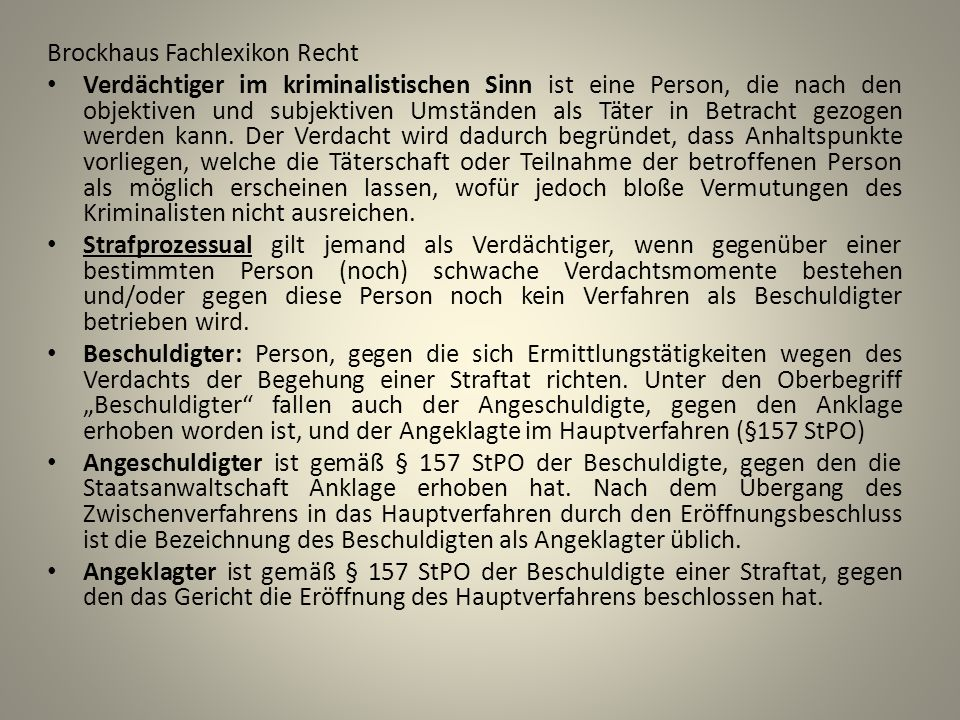 Brockhaus Fachlexikon Recht