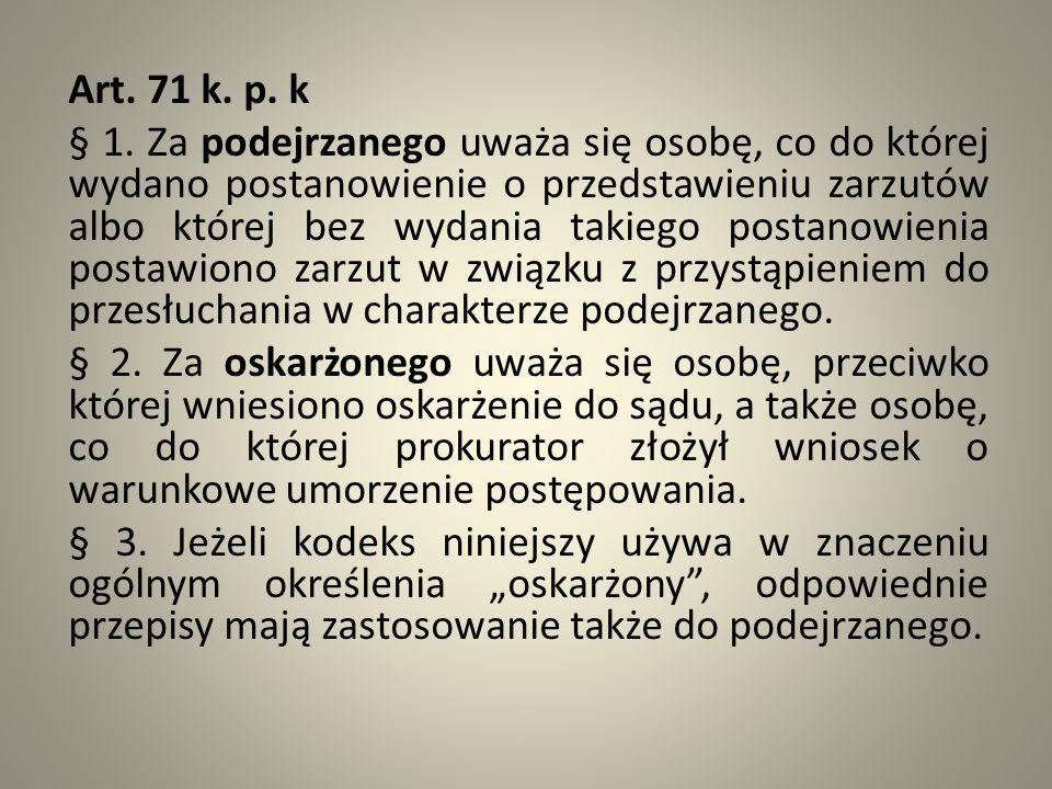 Art. 71 k. p. k
