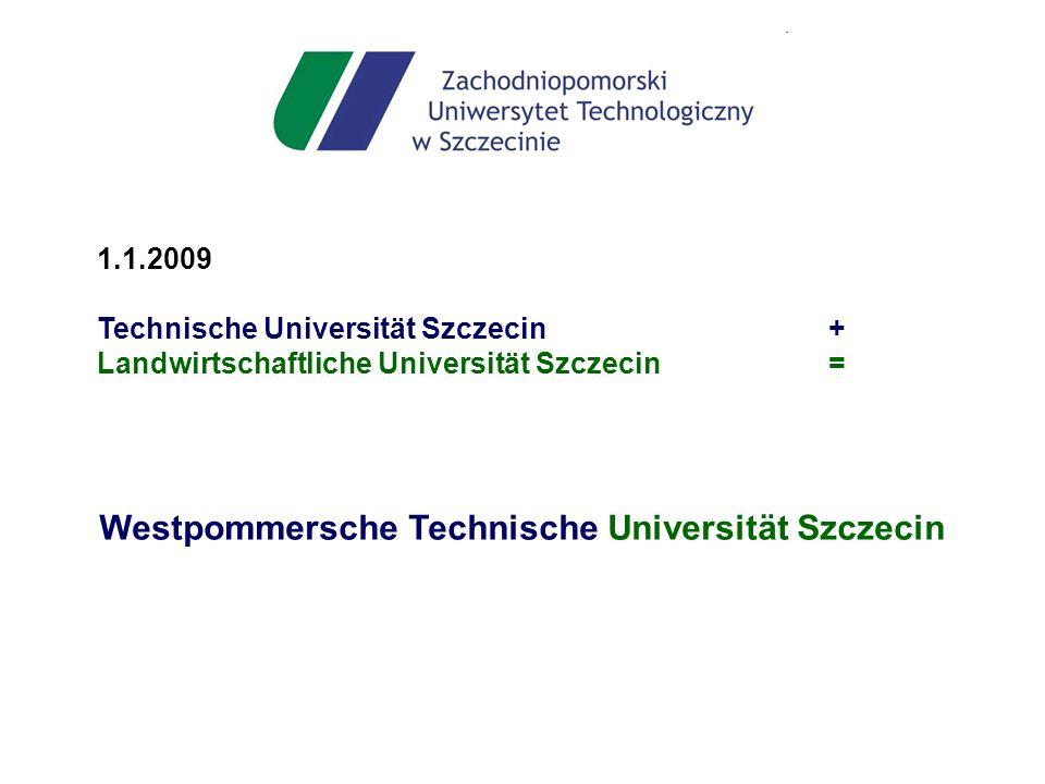 Westpommersche Technische Universität Szczecin