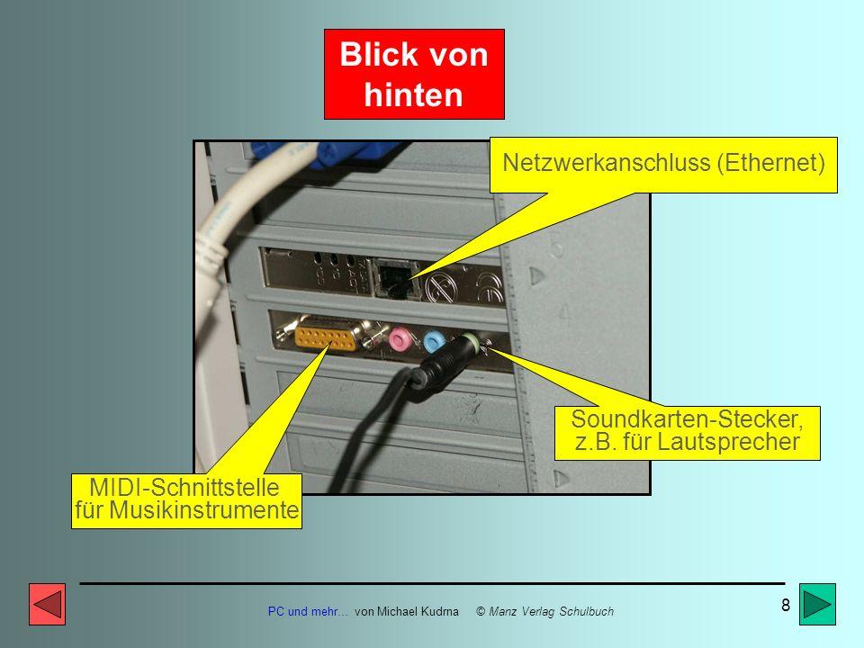 Netzwerkanschluss (Ethernet)