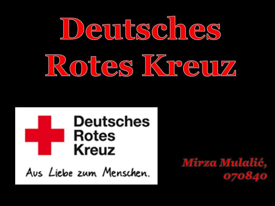 Deutsches Rotes Kreuz Mirza Mulalić, 070840