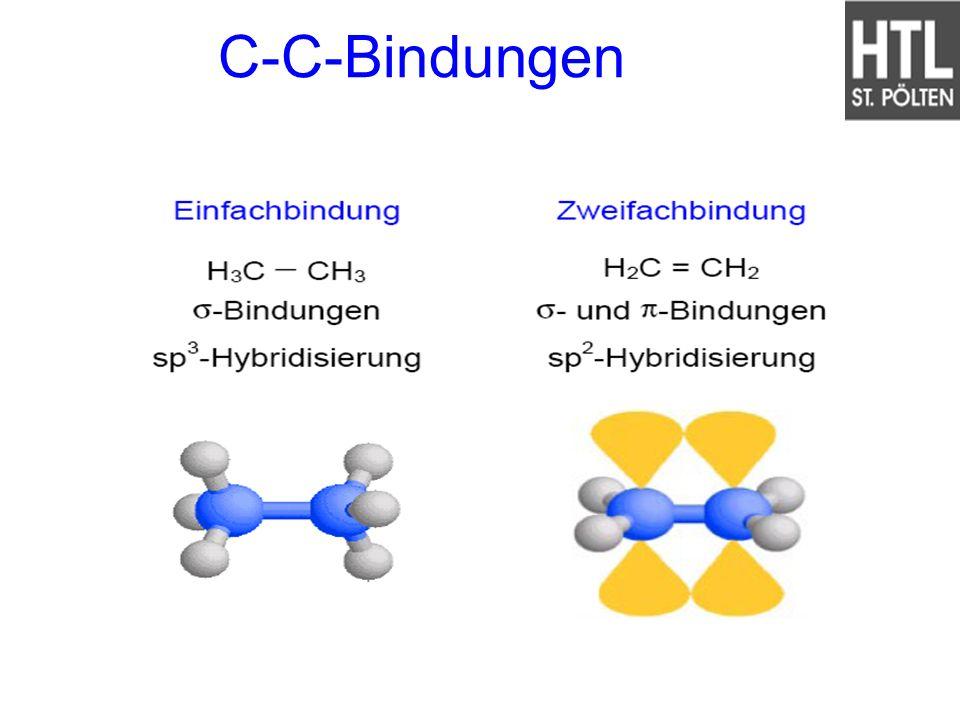 C-C-Bindungen