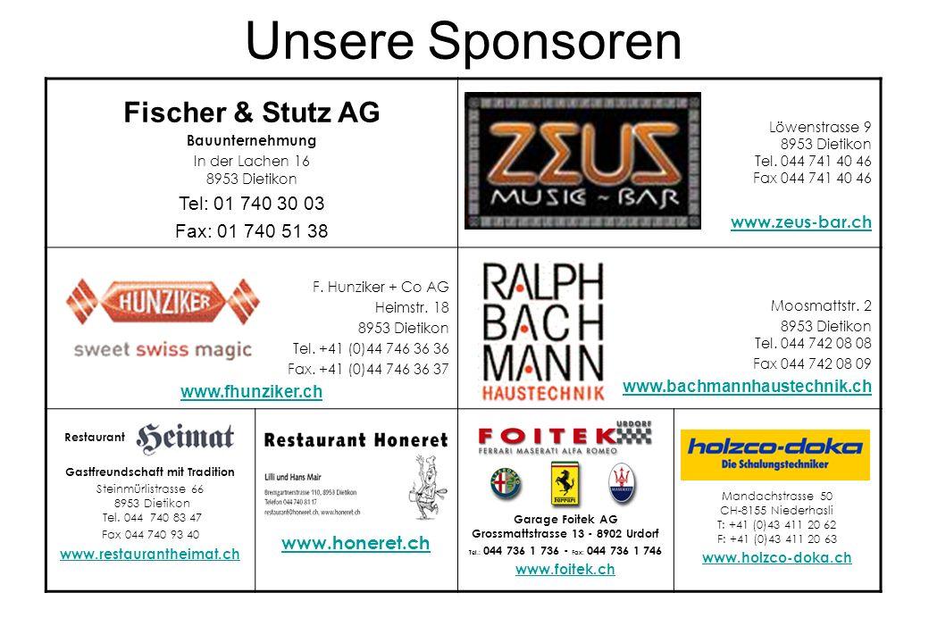 Garage Foitek AG Grossmattstrasse 13 - 8902 Urdorf