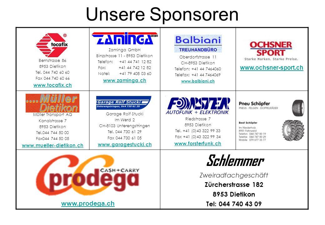 Binzstrasse 11 - 8953 Dietikon