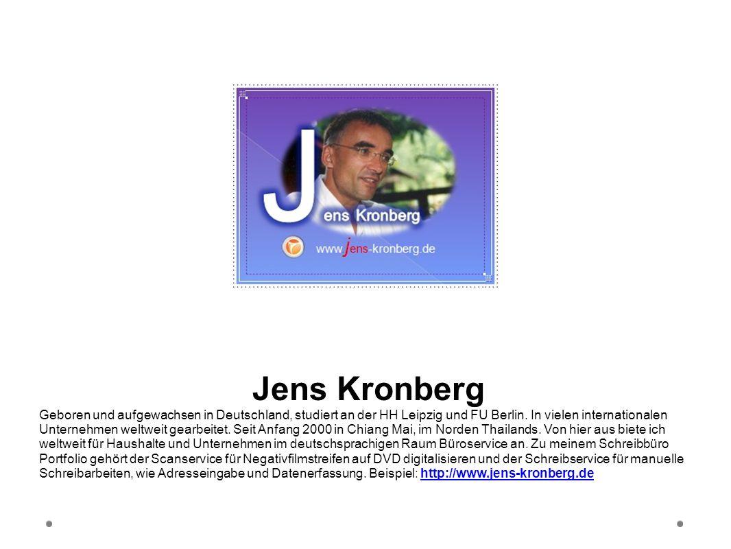 Jens Kronberg
