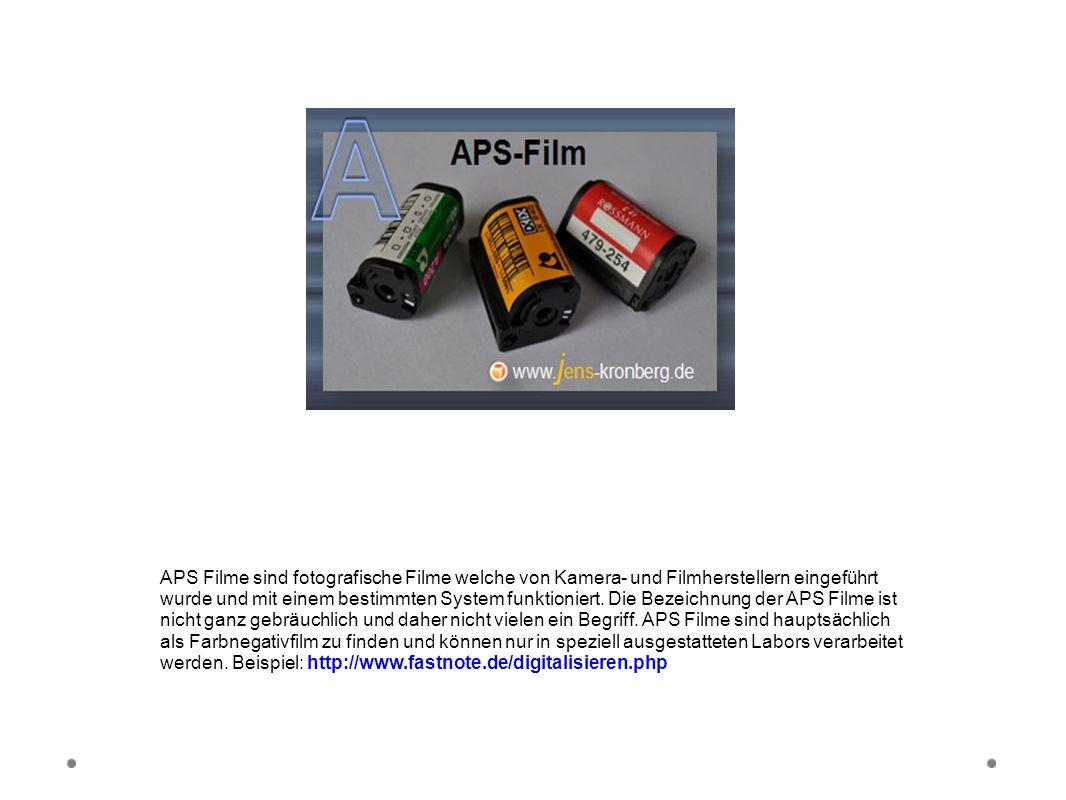APS-Filme