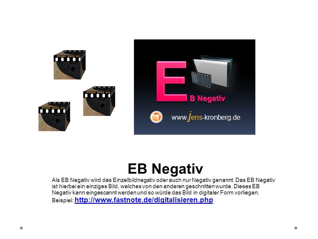 EB Negativ