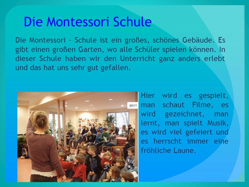 Die Montessori Schule