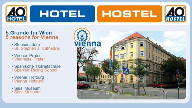 5 Gründe für Wien 5 reasons for Vienna • Stephansdom