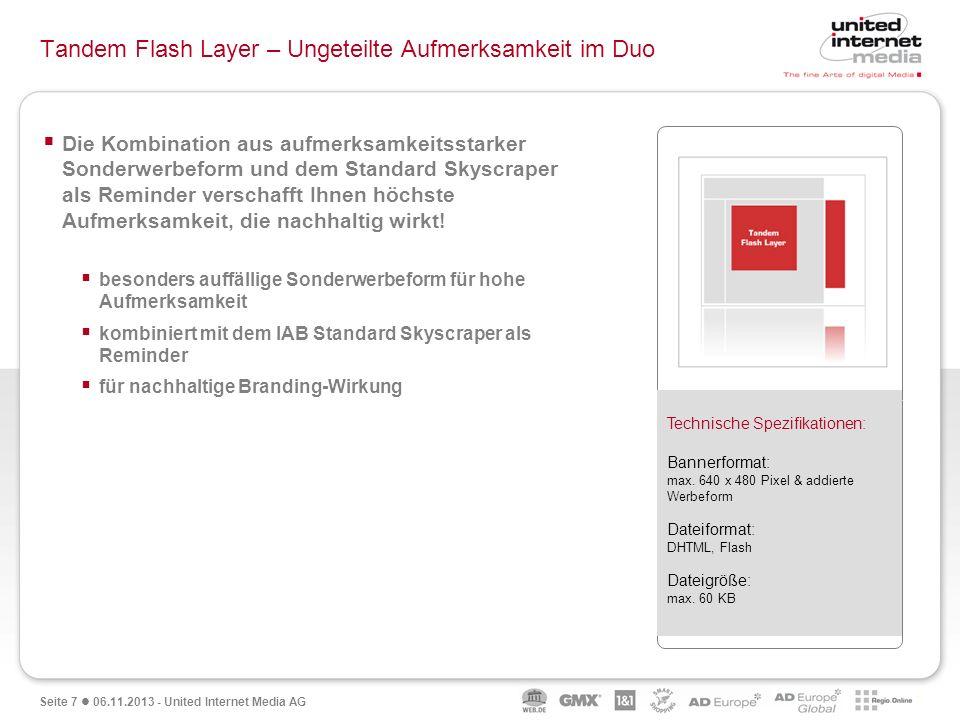 Tandem Flash Layer – Ungeteilte Aufmerksamkeit im Duo