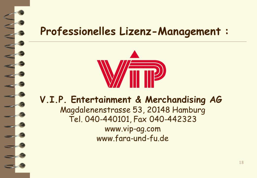Professionelles Lizenz-Management :