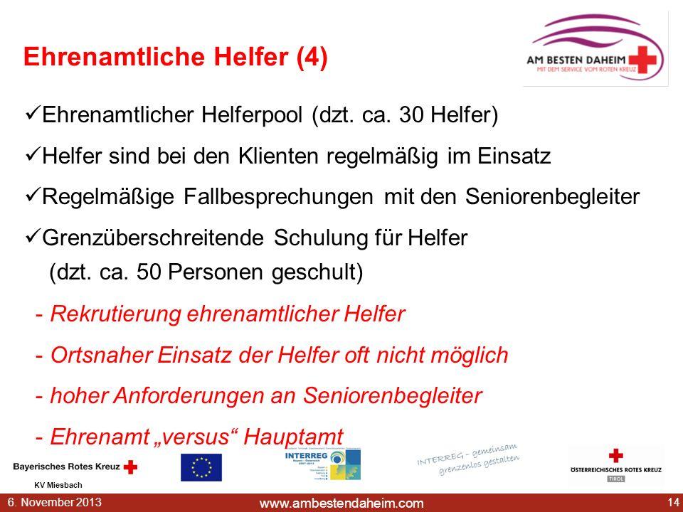 Ehrenamtliche Helfer (4)