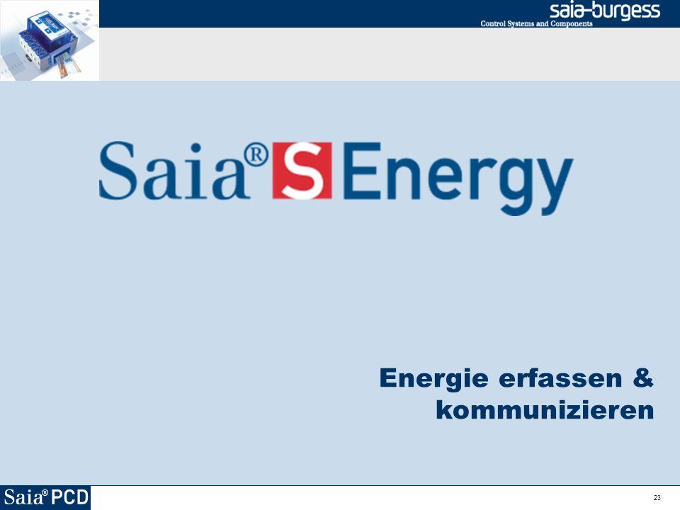 Energie erfassen & kommunizieren
