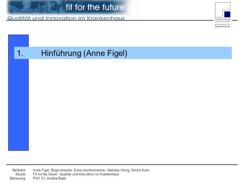 1. Hinführung (Anne Figel)