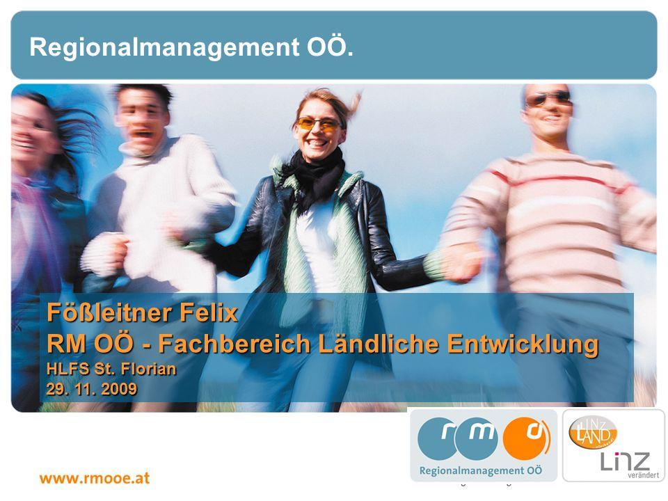 Regionalmanagement OÖ.