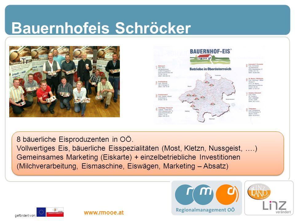 Bauernhofeis Schröcker