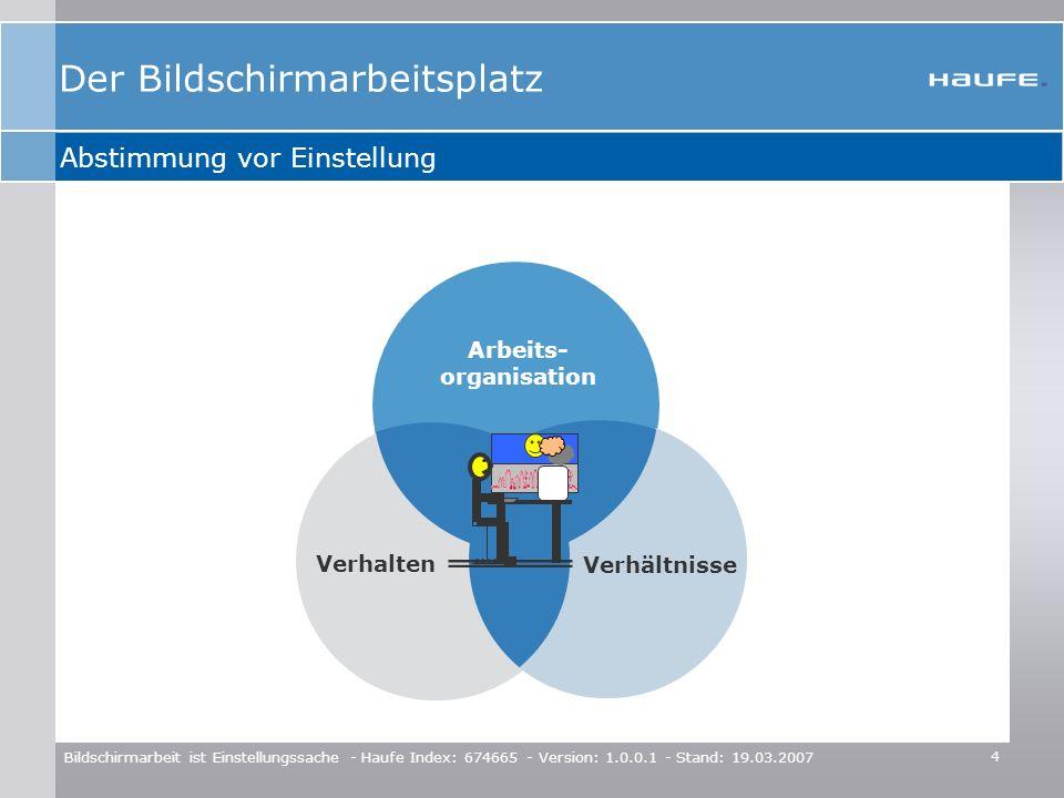 Bildschirmarbeit ist Einstellungssache - ppt video online herunterladen
