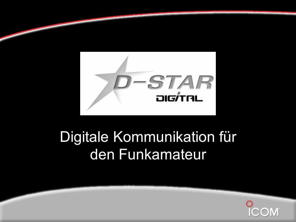 Digitale Kommunikation für den Funkamateur