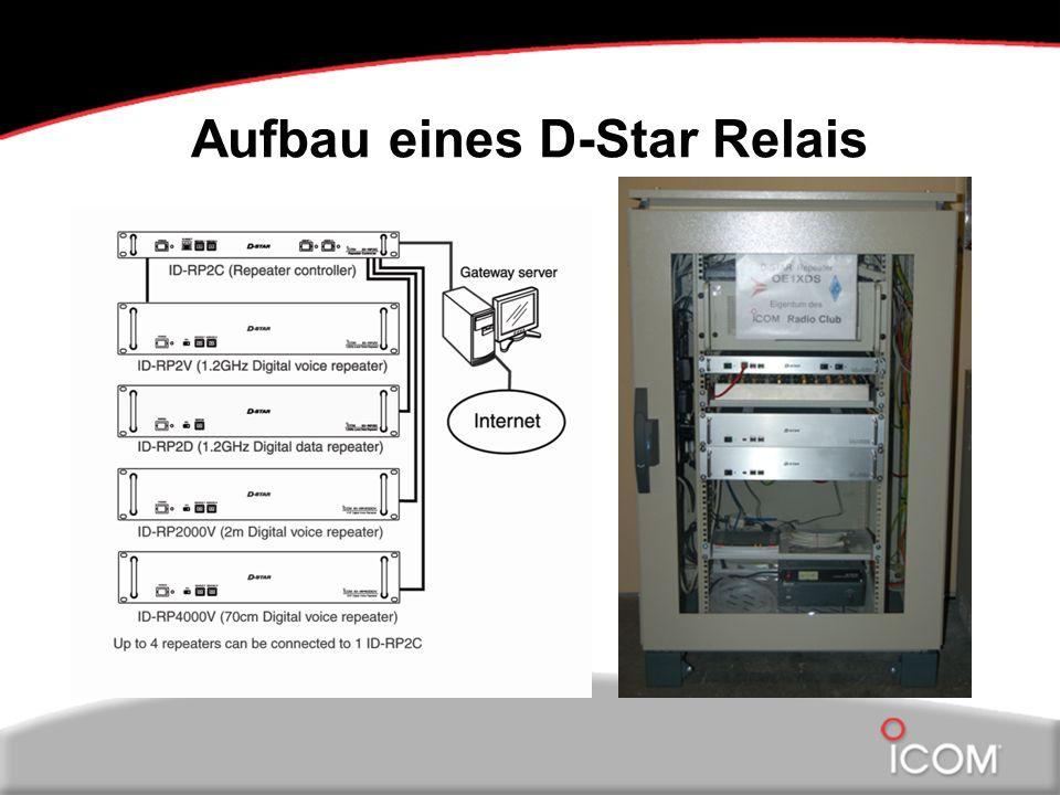 Aufbau eines D-Star Relais