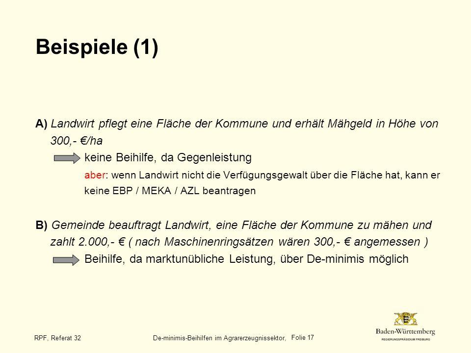 Beispiele (1)