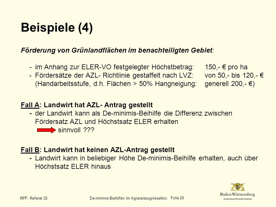 Beispiele (4)