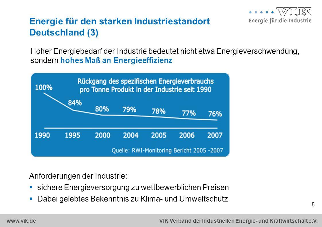Energie für den starken Industriestandort Deutschland (3)