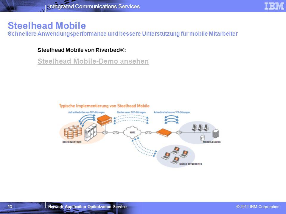 Steelhead Mobile Schnellere Anwendungsperformance und bessere Unterstützung für mobile Mitarbeiter