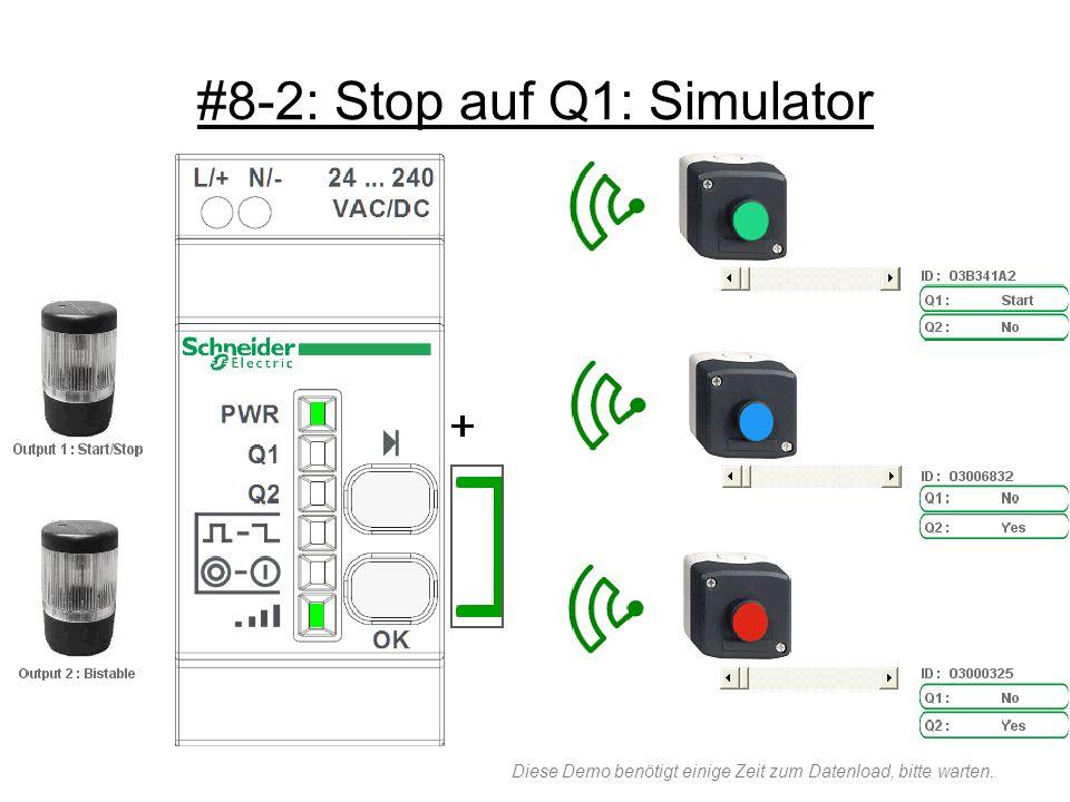 #8-2: Stop auf Q1: Simulator