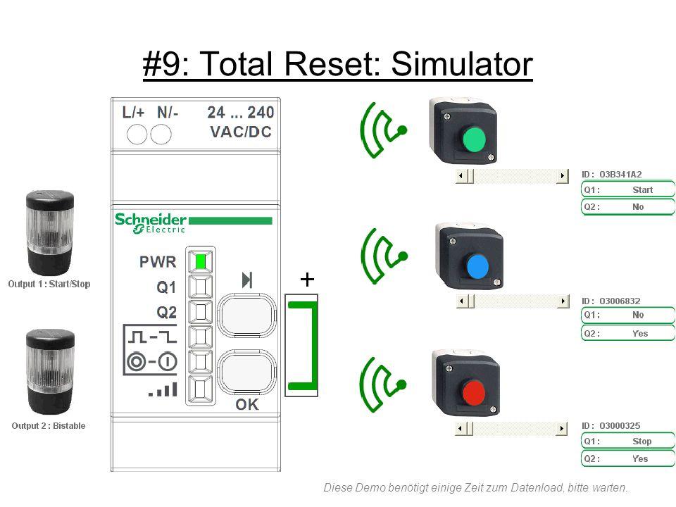 #9: Total Reset: Simulator