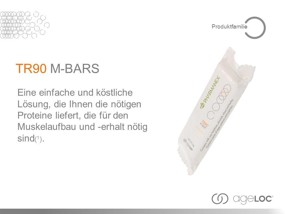 Produktfamilie TR90 M-BARS.