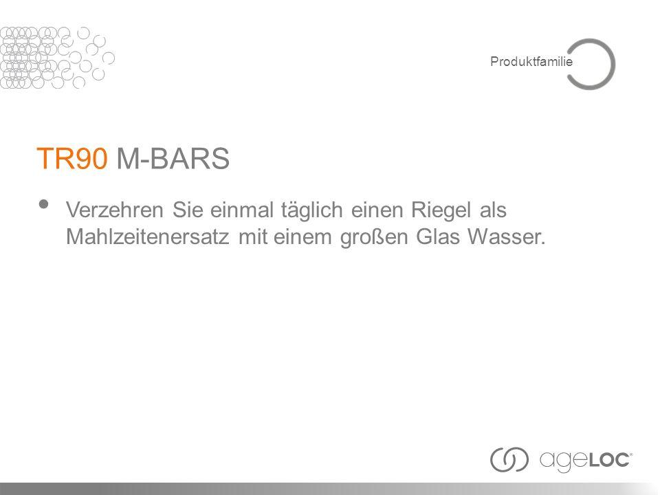 ProduktfamilieTR90 M-BARS.