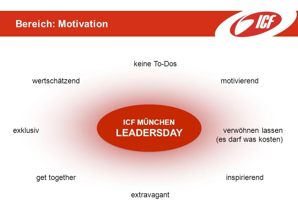 ICF MÜNCHEN LEADERSDAY