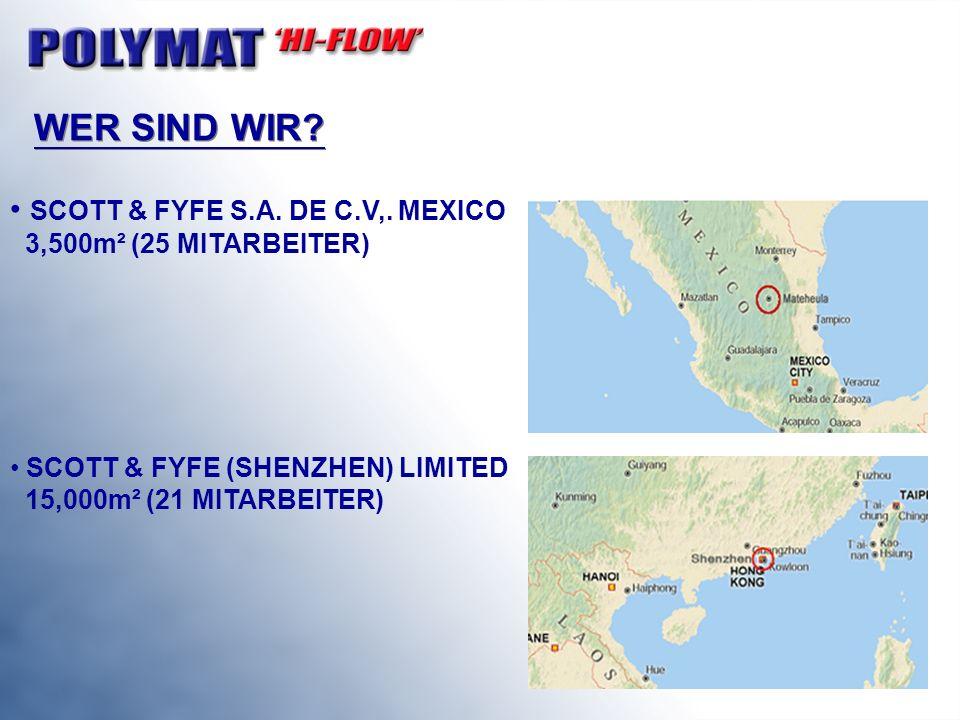WER SIND WIR SCOTT & FYFE S.A. DE C.V,. MEXICO
