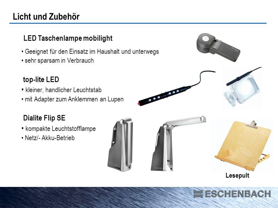 LED Taschenlampe mobilight