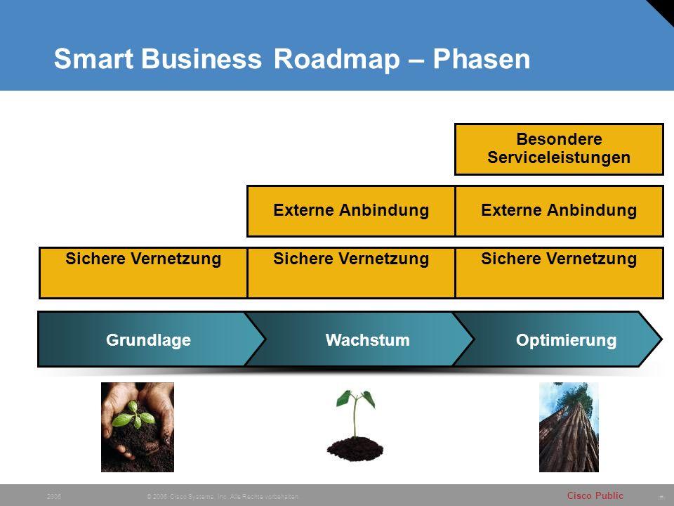 Smart Business Roadmap – Phasen
