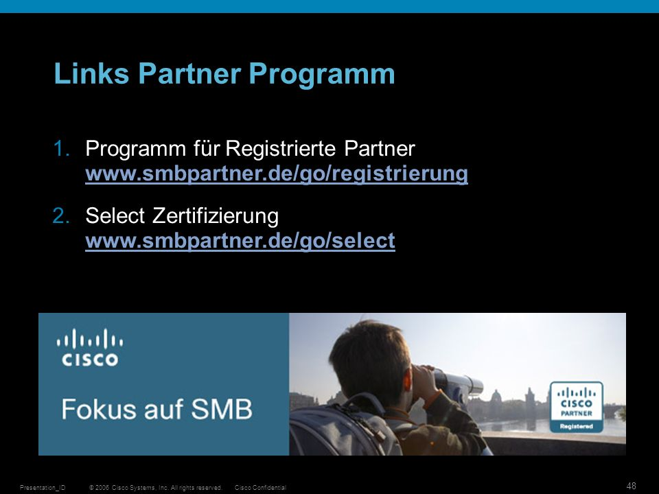 Links Partner Programm