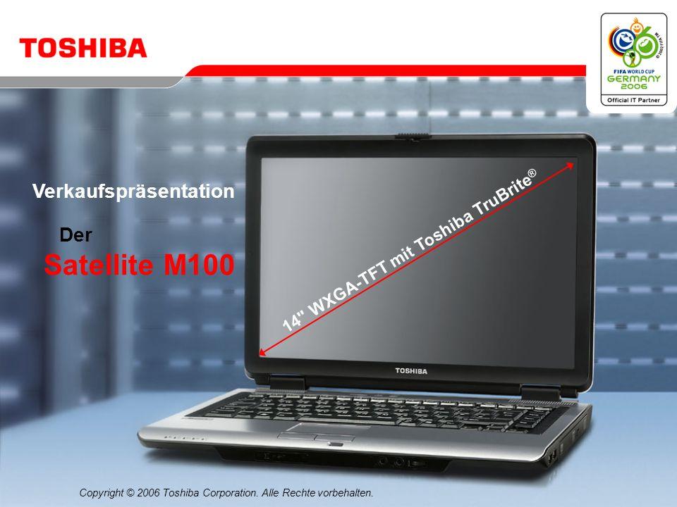 14 WXGA-TFT mit Toshiba TruBrite®