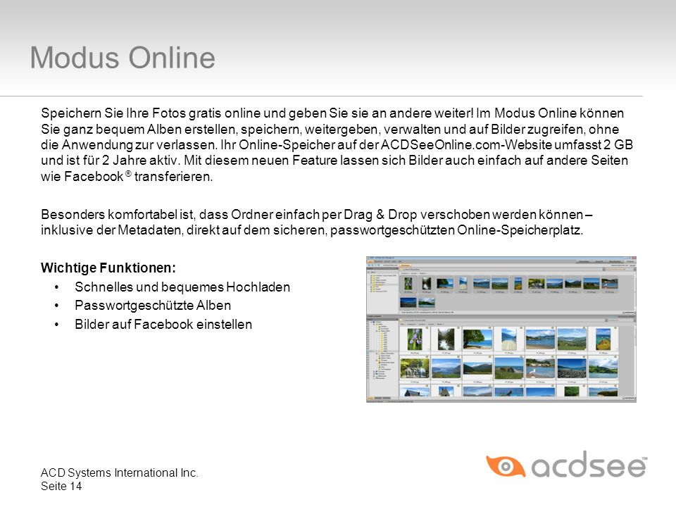 Modus Online