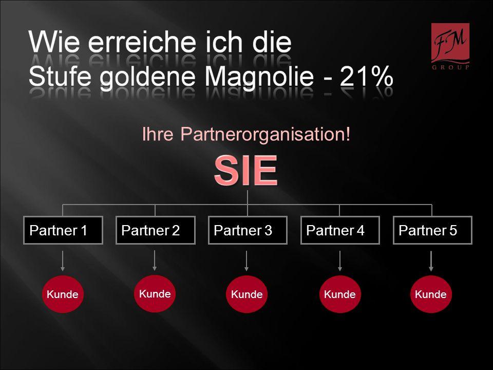 Ihre Partnerorganisation!